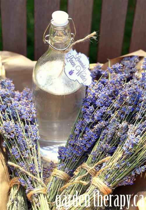 DIY Lavender Linen Water Recipe and Printable Tag from Garden Therapy here. This is so cheap and easy to make and I'm filing it under holiday gifts and cheap gifts on my blog. Have you seen what this costs in the high end stores? Love this for gifts.