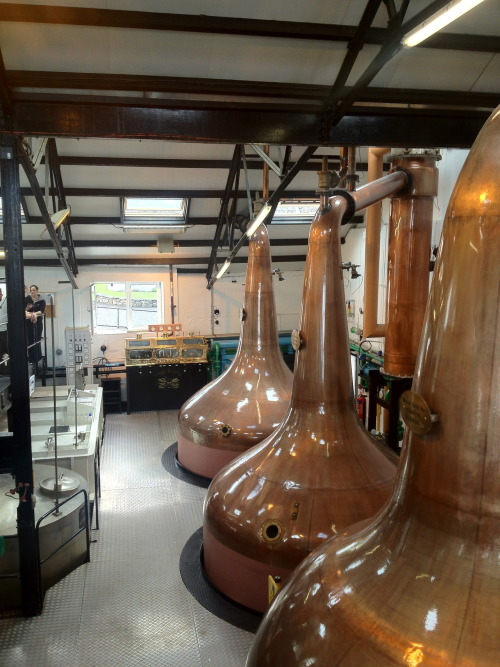 We went to Bowmore…. check out they're lovely stills!
