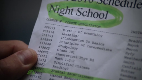 prozd:  Oh, Greendale.  Theoretical Phys Ed