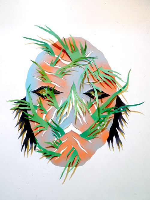 (via Paper Masks by ShoboShobo)