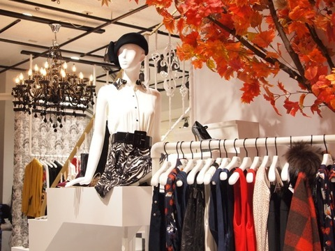 Alice + Olivia's New Shop in Japan  Reblogged from Alice + Oliva. Photos by Vogue Japanal