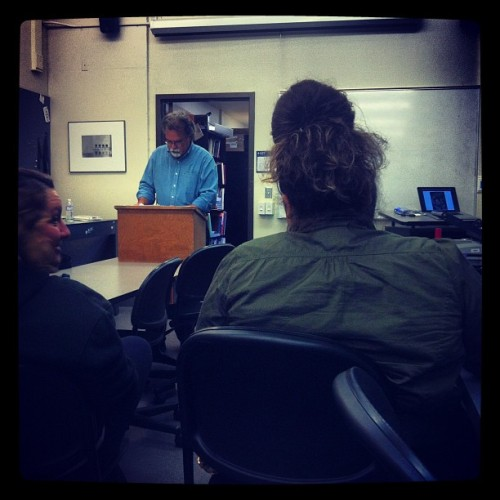 Photo class #damn #interesting #lecture #swag  (Taken with Instagram)