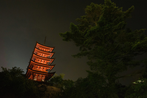 Miyajima by ebiq on Flickr.