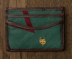 TPP: Foxy card case
