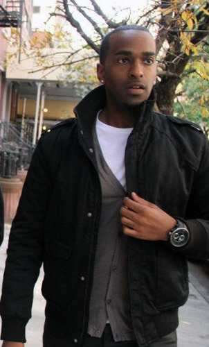 Happy Birthday to Amanuel aka Mr. Dormtainment