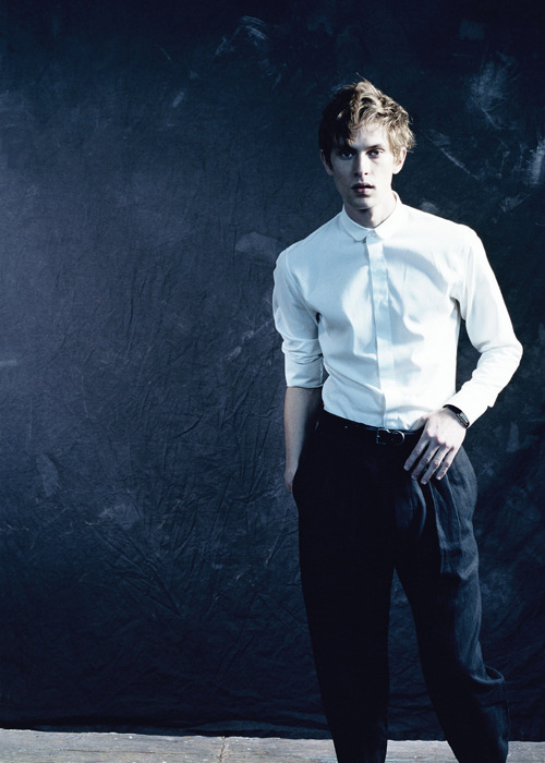 Mathias Lauridsen by Sophie Delaporte