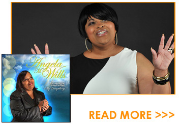 "Introducing Gospel Artist @angelamwills… and MAJOR talented singer  Who would've thought that Angela would be born into family of musically and artistically talented people?  Being the daughter of a minister; Rev. Charles Wills, and an artist, the late Bobbie Wills; Angela was already destined to great things. She is the 2nd of 4 siblings – all of whom have great speaking, teaching, singing, and artistic abilities. The talents spread throughout the family!   Click to listen to ""To God be the Glory"" by Angela Wills"