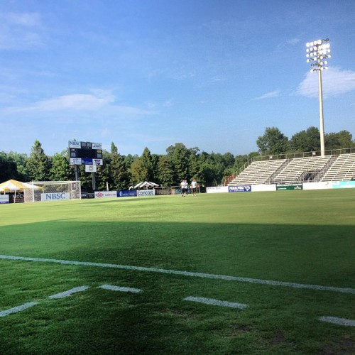 Blackbaud Stadium, Charleston Battery, USA (submitted by GE)