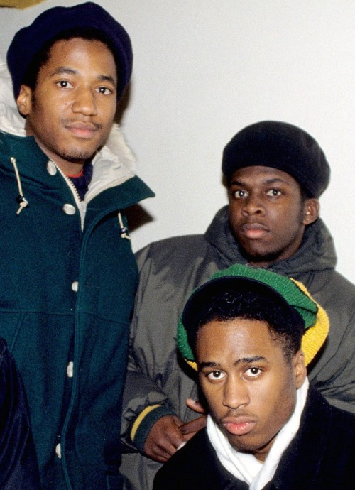 andylovesugly:  A Tribe Called Quest