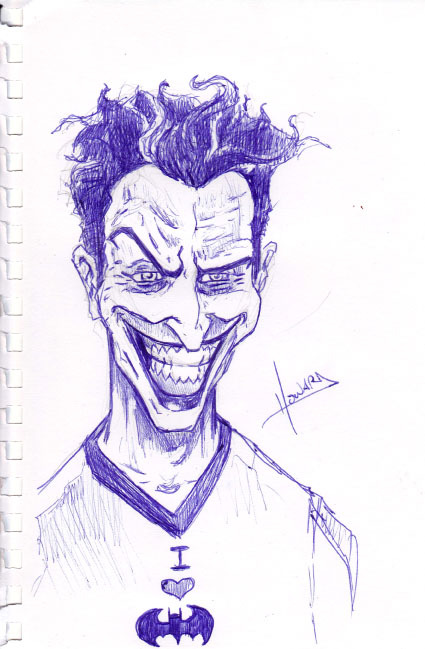 Joker - 15-minute Sketch