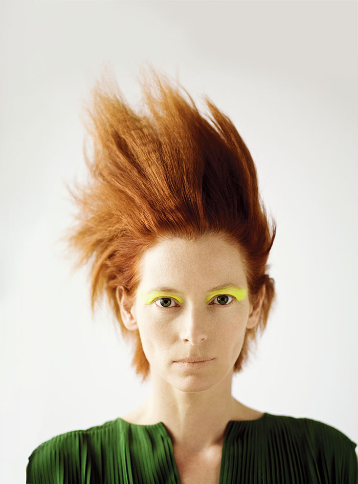Tilda Swinton by Bryan Adams
