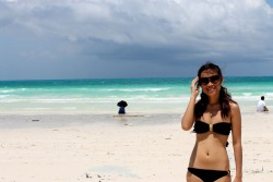 Aaah! lovely sun in Boracay!