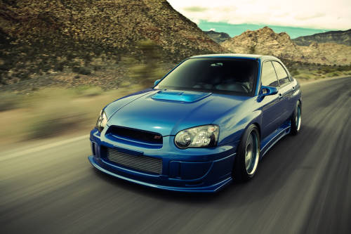 imprezagd:  04 Sti, desert run.  Clean!!!!!