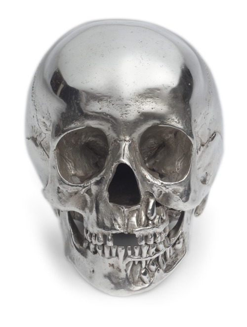 Damien Hirst 'Arrested Development' Silver Edition of 25 2006
