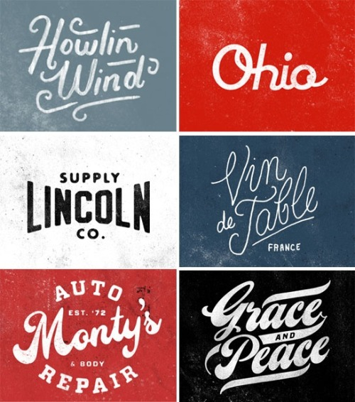 serialthrillerinspiration:  Type work