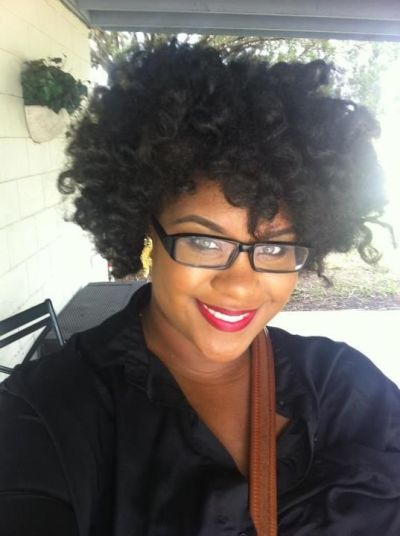 I love this!! I need to try Bantu knots again!!