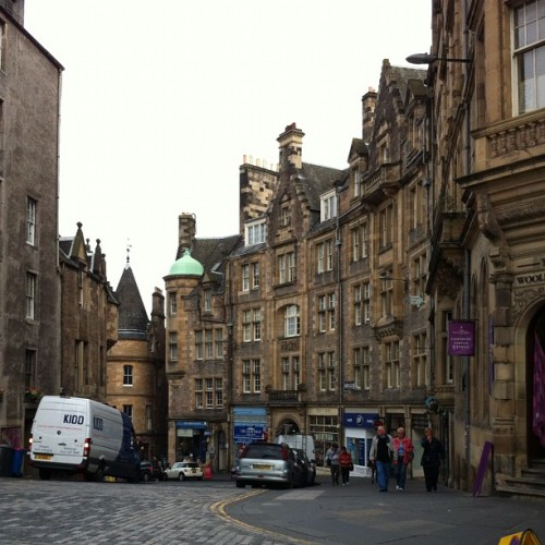 #edinburgh  (Taken with Instagram at Royal Mile)