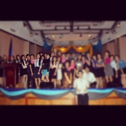 ATS General Assembly  Committee ;))))  (Taken with Instagram)