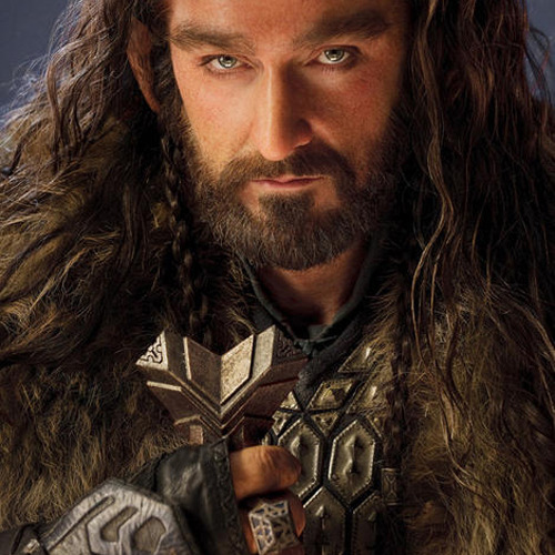 See Richard Armitage as Thorin Oakenshield in The Hobbit The Hobbit has celebrated Richard Armitage's 41st birthday today by Tweeting a picture of the actor in warrior regalia as Thorin Oakenshield…