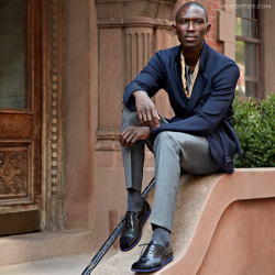 Mr Amando Cabral has come to MR PORTER (and so have his shoes)