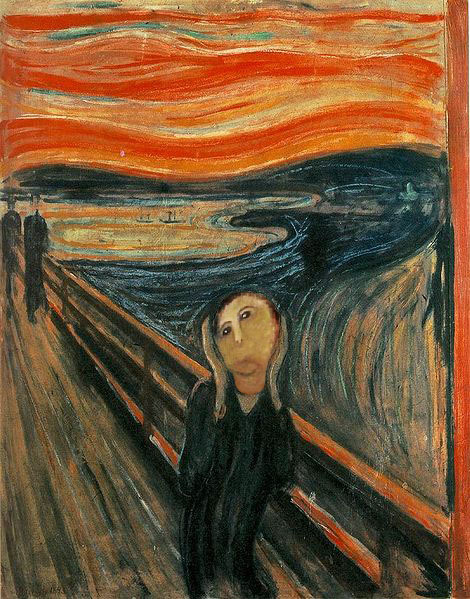 The Scream RESTORED