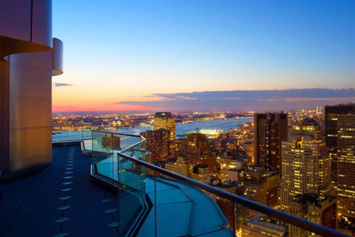 Tallest New York Penthouse