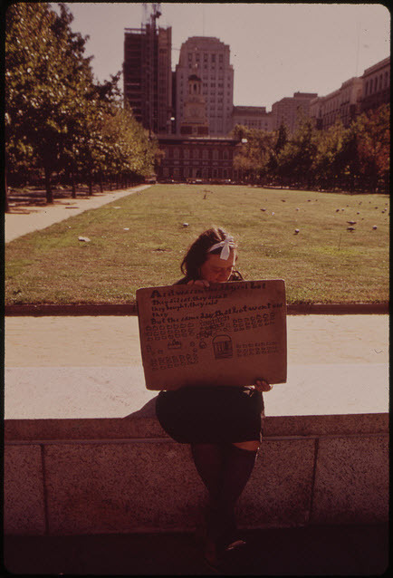 Free Expression in Independence Square, August 1973