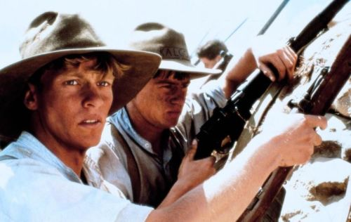 Gallipoli, 1981, directed by Peter Weir.