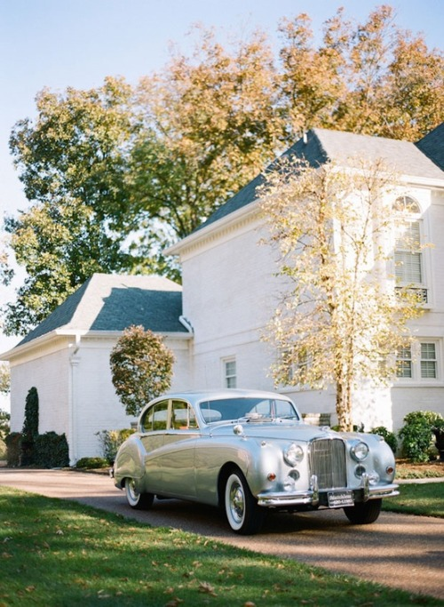 charmedliving:  Jeeves, will you bring the car around?