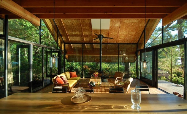 (via Sneeoosh Cabin by Zeroplus Architects » CONTEMPORIST)