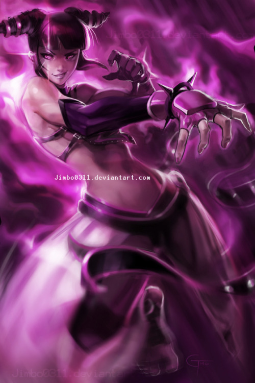 JURI HAN by *JimboBox