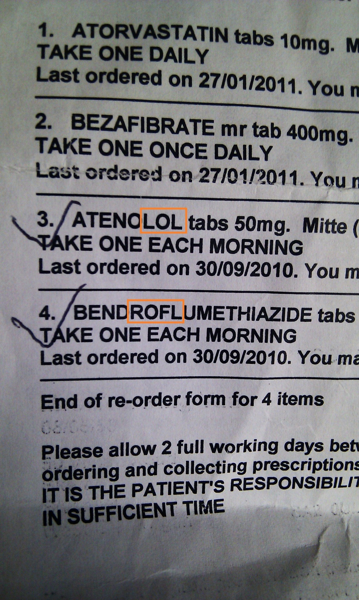 Pharmaceutical people have a really good sense of humour.