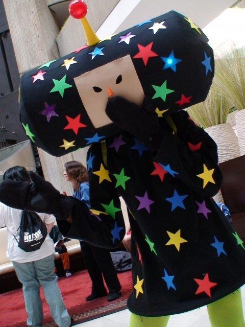 cosplayingwhileblack:  X Character: Dipp Series: Katamari Damacy/We Love Katamari  my favorite cousin ever
