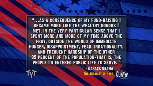 Barack Obama on Fundraising