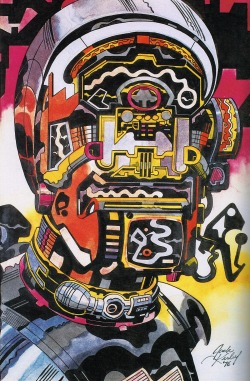 11200:  Robotics by Jack Kirby