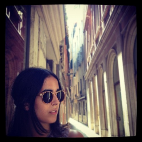 @hanaelassad renaissance woman (Taken with Instagram at Venice)
