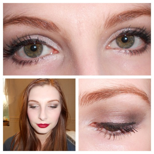 EOTN: Smokey Eye with a Vampy Lip I posted a photo of this make up via instagram about a week ago, so here is the blogpost to go with it!