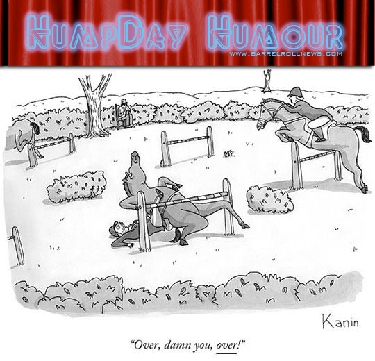 Belated HumpDay Humour - August 23, 2012 I would have watched way more Olympic coverage if this was a sport.