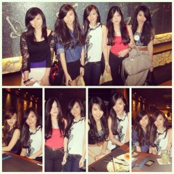 Ma girls  #girls #hangout #together #friends #asian #pretty #dinner #nice #instapic #instadaily #instahub #instalove #instalike #instagram #instagrammers #ig #igers #igdaily #last #saturday #skye #good #instagood #share  (Taken with Instagram at SKYE)