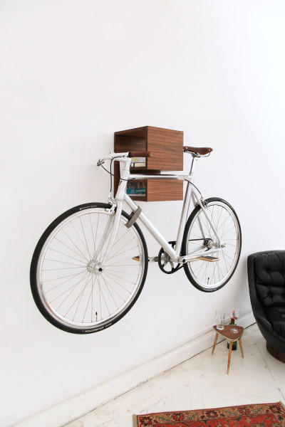 pandacycles:  Mikili – Bicycle Furniture