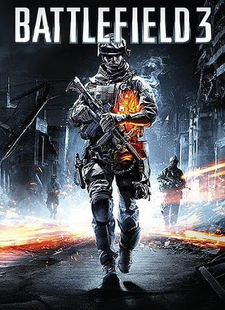 I am playing Battlefield 3                                      Check-in to               Battlefield 3 on GetGlue.com