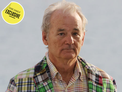 "thedailyfeed:  Time to put together a summer shindig — Bill Murray's been tooling around the U.S. crashing every party he can find.  Known to pop up in the unlikeliest karaoke bars and house parties in New York City, he ""is looking to take a vacation around the United States,"" his rep announced last month. ""He's hoping that if he shows up to your party with a bottle of wine or vegetable tray, you will be able to make the proper accommodations for him. This includes allowing him to sleep on your couch or in a spare bedroom.""  Bill Murray can sleep on our couch anytime."