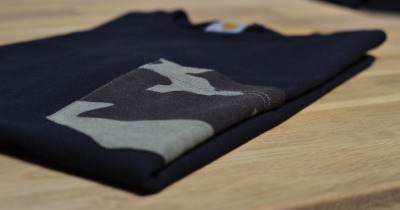 New Carhartt Camo Pocket Tee