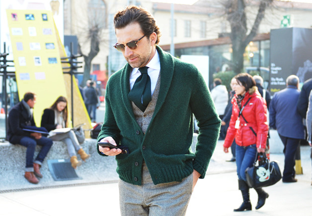 Pitti style. Uploaded by Bönan