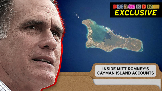 thecallus:  peterfeld:  The Bain Files: Inside Mitt Romney's Tax-Dodging Cayman Schemes Romney won't release his taxes? No problem, Gawker's got the goods on all the sketch financial moves that have made him the rich weasel we know and love. Included in their package: Equity Swaps, AIVs, and Mitt Romney's Other Tax-Dodging Tricks Mitt Romney's Endless 'Retirement' Package How Mitt Romney Puts His Money Where Obama's Mouth Is Derivatives, Short Sales, and Mitt Romney's Other Exotic Financial Instruments Mitt Romney Is the National Enquirer's Banker They've come a long way from Krucoff's Data Dump. This should keep the Obama ad makers busy for a little while.  Unfortunately, I can't discuss this content. But the piece on Cayman is so hilariously bad that it should be framed in the Matt Taibbi memorial museum of uninformed blogging.  but you can't discuss it.