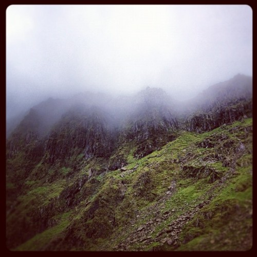 Ohey #Snowdon #Mountain #Climbing #Landscape (Taken with Instagram)