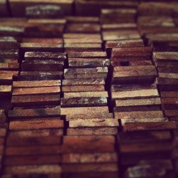#wood (Taken with Instagram)