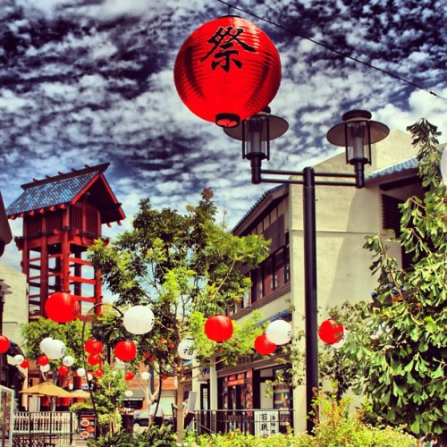 Taken with Instagram at Little Tokyo Mall