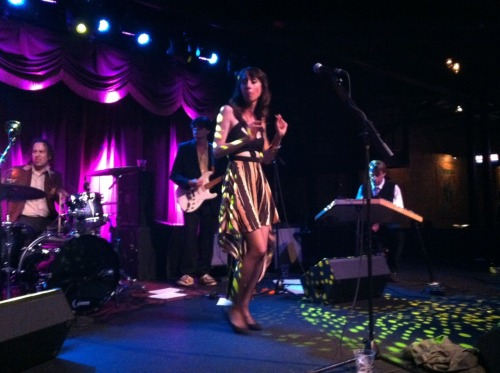 Mitra Sumara *live* at Brooklyn Bowl
