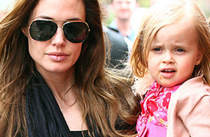 Vivienne Jolie-Pitt is going to be Young Princess Aurora in 'Maleficent'! Click for more!